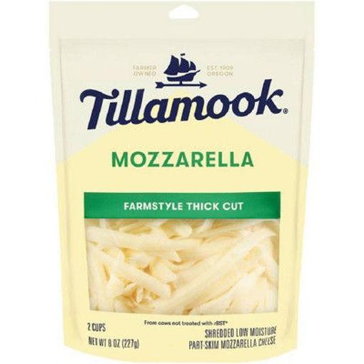 Picture of Tillamook Shredded Mozzarella Cheese