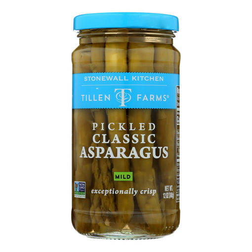 Picture of Tillen Farms Asparagus Pickled Classic Mild