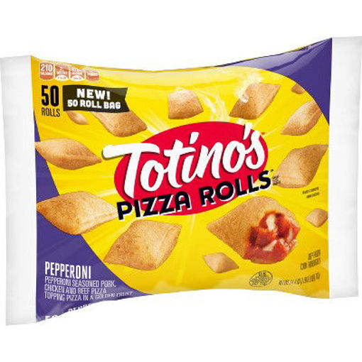 Picture of Totinos Pizza Rolls Pepperoni