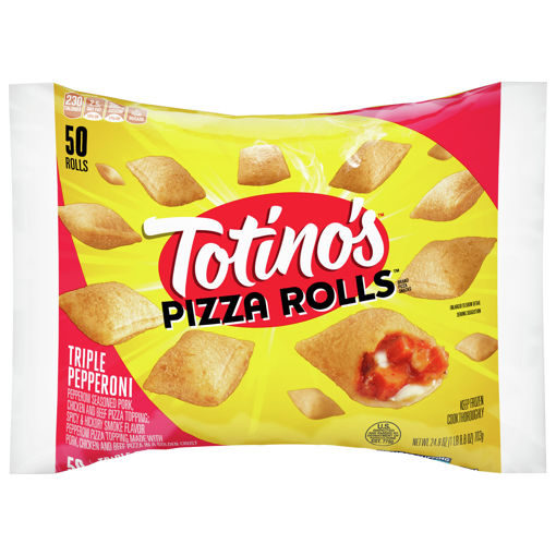 Picture of Totinos Pizza Rolls Supreme
