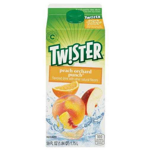 Picture of Tropicana Juice Beverage Blend Peach Orchard Punch