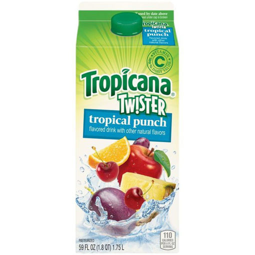 Picture of Tropicana Juice Fruit Punch