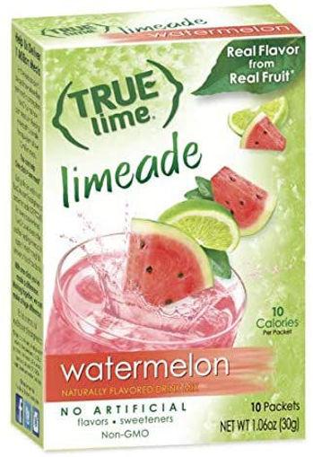 Picture of True Lime Watermelon Aqua Fresca
