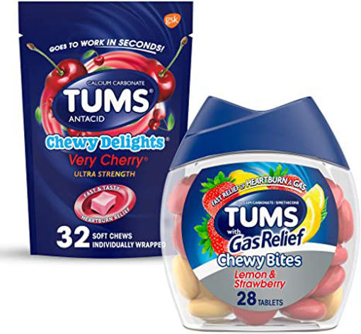 Picture of Tums Chewy Delights Very Cherry
