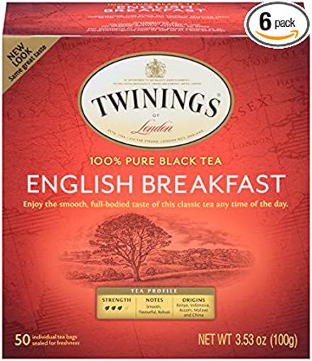 Picture of Twinings of London Black Tea English Breakfast