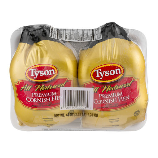 Picture of Tyson Cornish Game Hens Twin Pack