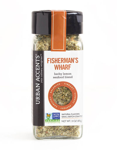 Picture of Urban Accents Seasoning Blend Fishermans Wharf
