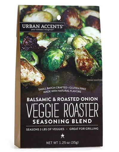 Picture of Urban Accents Veggie Roaster Balsamic & Roasted Onion