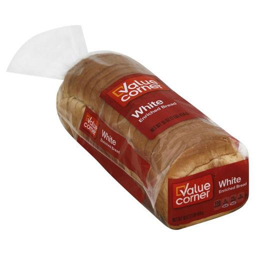 Picture of Value Corner Bread White