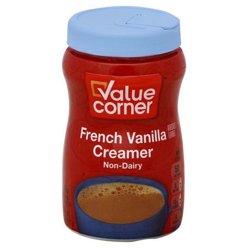 Picture of Value Corner Creamer Non-Dairy French Vanilla