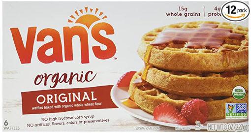 Picture of Vans Waffles Gluten Free Original 6 Count