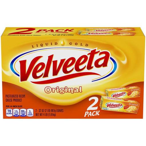 Picture of Velveeta Cheese Product Pasteurized Recipe Original