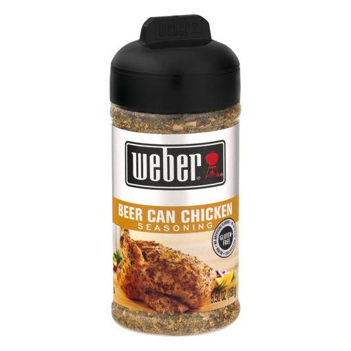 Picture of Weber Seasoning Beer Can Chicken