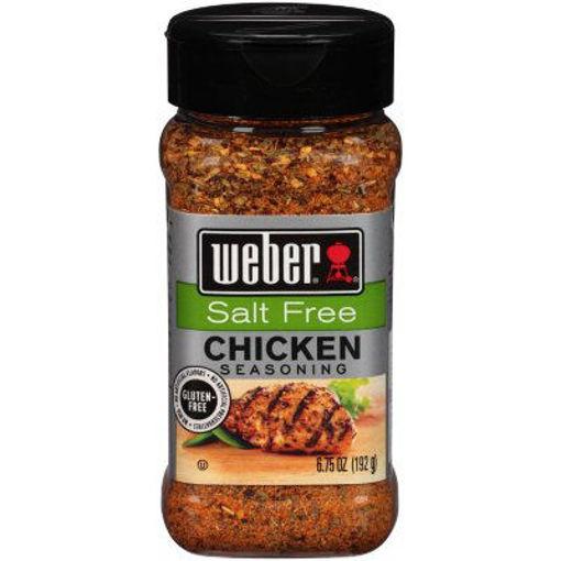 Picture of Weber Seasoning Salt Free Chicken