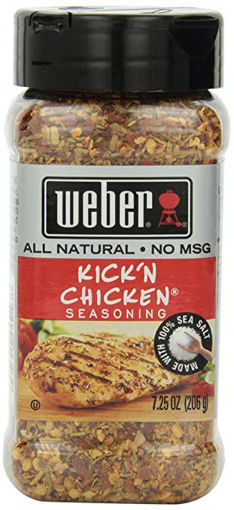 Picture of Weber Seasoning Salt Free Chicken