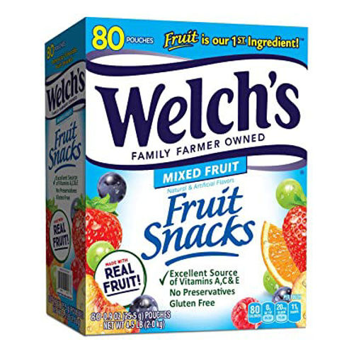 Picture of Welchs Fruitsnack Mx Frt