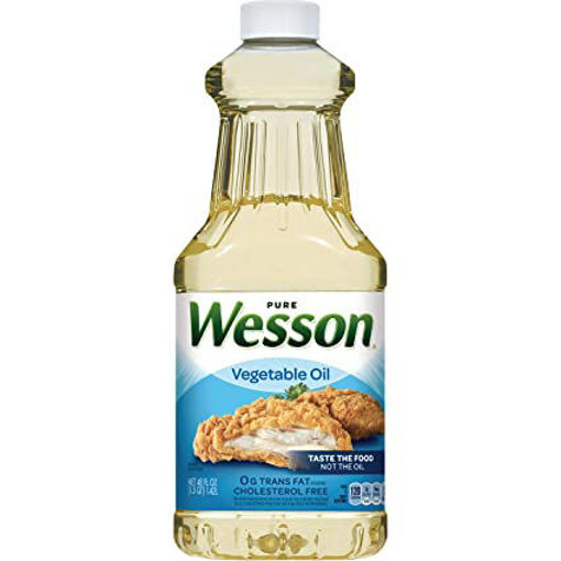 Picture of Wesson Vegetable Oil