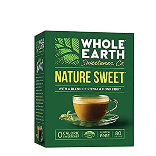 Picture of Whole Earth Nature Sweet Stevia & Monk Fruit Blend