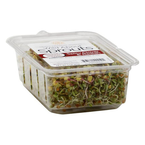 Picture of Wild About Sprouts Spicy Clover & Radish