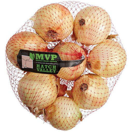 Picture of Yellow Onions Prepackaged