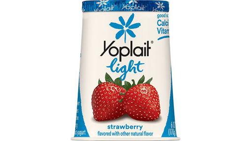 Picture of Yoplait Light Yogurt Fat Free Strawberry