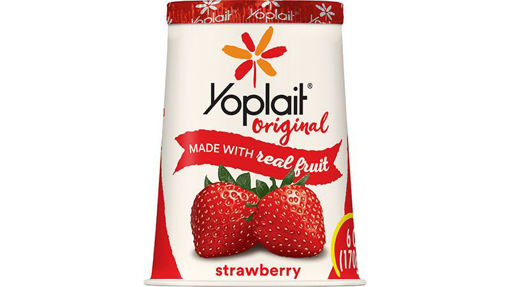 Picture of Yoplait Original Yogurt Low Fat Strawberry