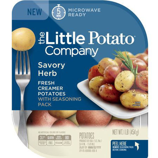 Picture of Yukon Gold Potatoes Prepackaged