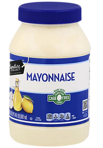 Picture of Signature SELECT Mayonnaise Squeeze Bottle