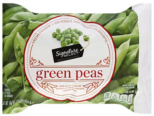 Picture of Signature SELECT Peas Green