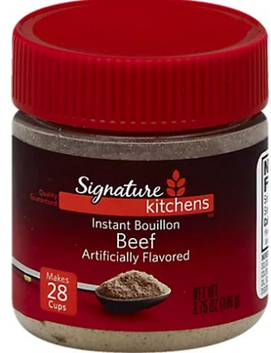 Picture of Signature SELECT Bouillon Instant Beef