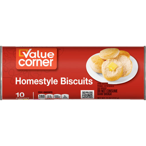Picture of Value Corner Biscuits Homestyle