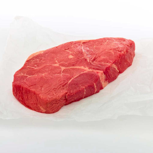 Picture of USDA Choice Beef Top Loin Sirloin Steak Boneless