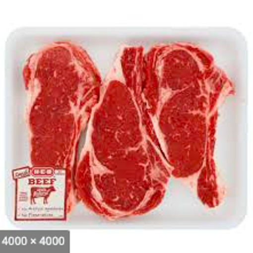 Picture of USDA Choice Beef Ribeye Bone In Value Pack