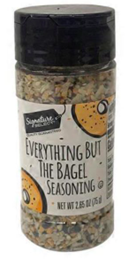 Picture of Signature SELECT Seasoning Everything But The Bagel