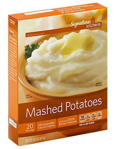 Picture of Signature SELECT Potatoes Mashed
