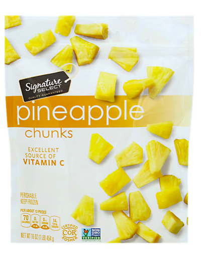 Picture of Signature SELECT Pineapple Chunks
